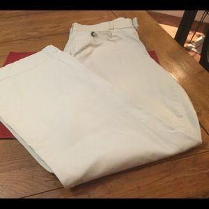 Dockers Khaki  Comfort Waist Pants EUC